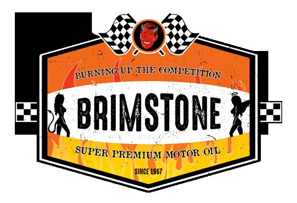 Brimstone Motor Oil Logo