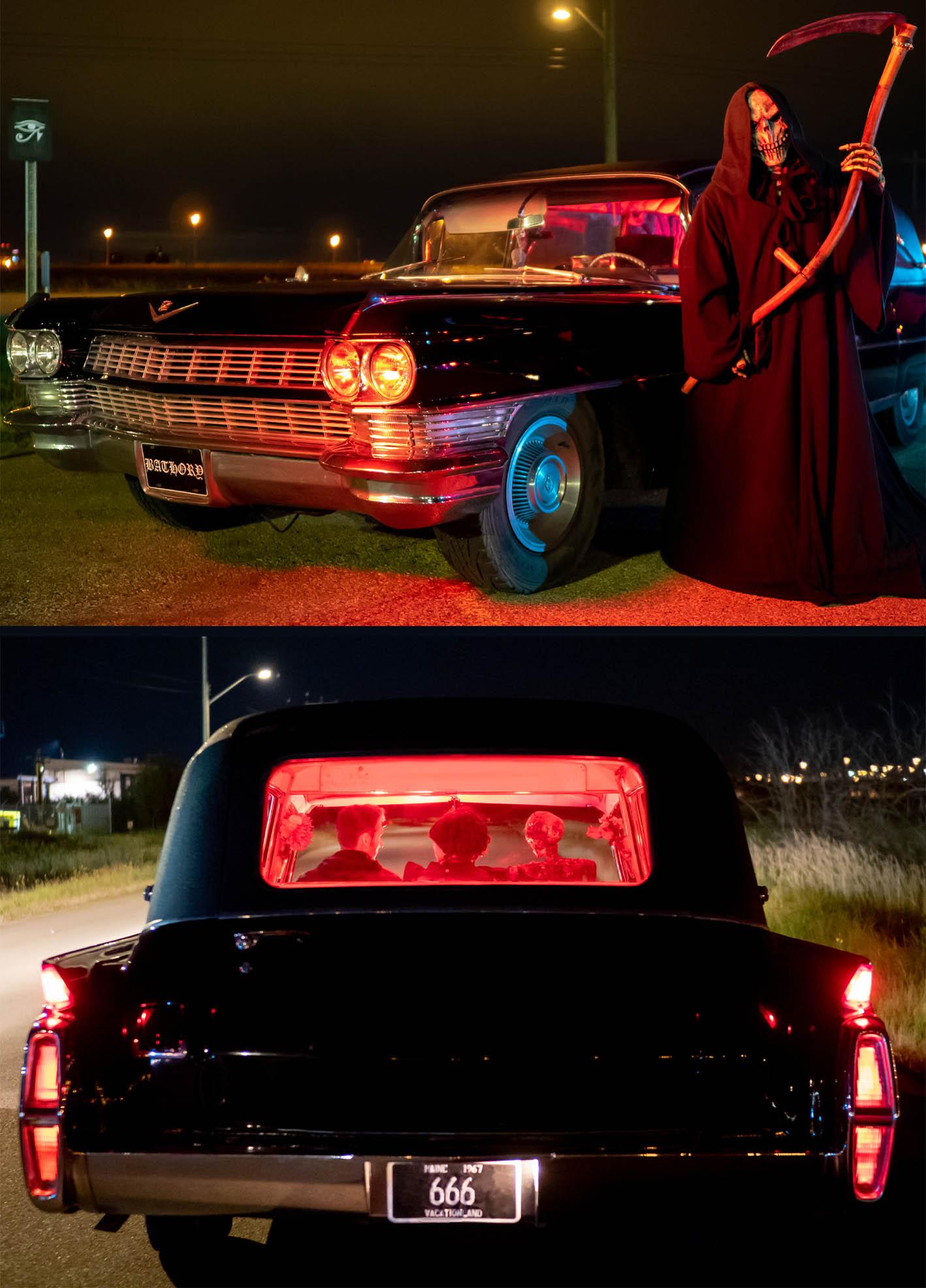 Countess Bathory - Boneyard Racers