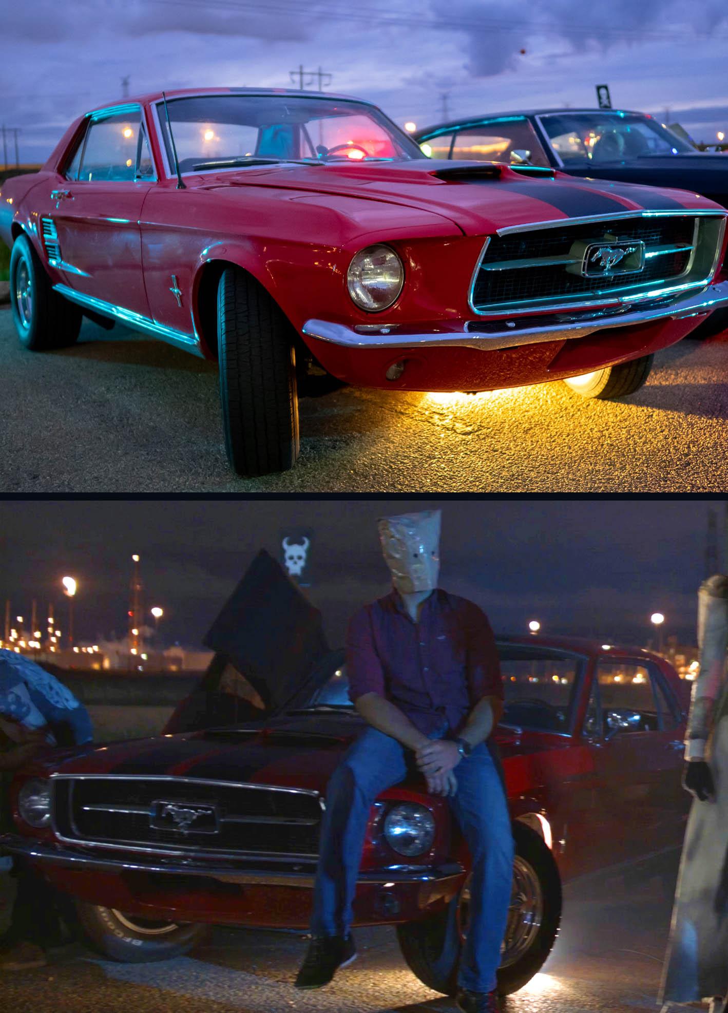 Mustang - Boneyard Racers