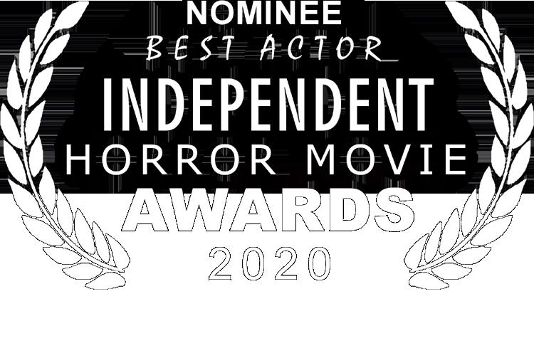 Independant Horror Movie Awards - Best Actor